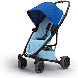 Quinny 酷尼 Zapp Felx Plus 婴儿推车 伞车 轻便可折叠,双向可坐可躺,可上飞机,适合0-4岁,天空蓝