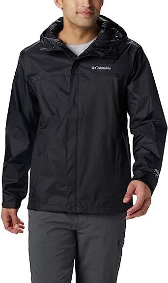Columbia 哥伦比亚 Watertight II 男士防雨外套