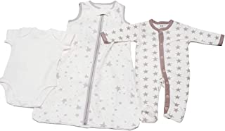 3 合 1 棉质婴儿*套装