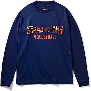 SPALDING 斯伯丁 排球长袖T恤 多迷彩标志 SMT211780