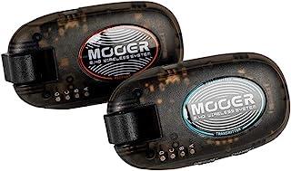 MOOER Air P10 无线系统发射器接收器适用于电吉他,原声吉他乌克里小提琴,带压电拾音器