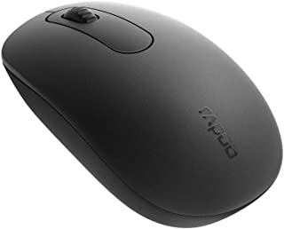 Rapoo N200 Wired Optical Silent Mouse 黑色