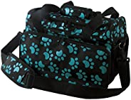 Wahl Professional Animal Pet Travel Bag 蓝绿色 9 Inches-Turquoise