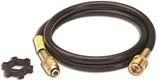 Mr Heater Adapter Hose Lpg 5 Ft. Appliances Used With Small Disposable Cylinders