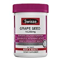 Swisse Ultiboost 葡萄種子營養片 300 只裝 300