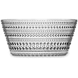 iittala kastehelmi serving bowl clear 1.5qt