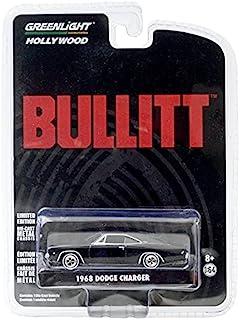 Greenlight 44741 Bullitt (1968) - 1968 道奇充电器 R/T 1/64 比例 Bullitt 包装