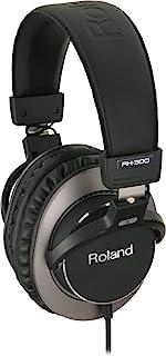 Roland RH-300 立体声耳机 - 显示器耳机