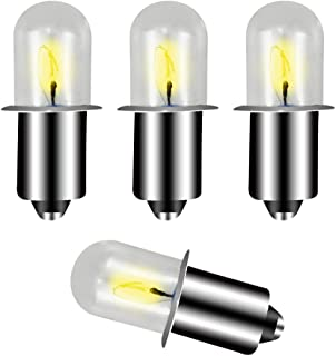 18 伏手电筒灯泡 - HuthBrother,兼容 RYOBI 替换氙气灯泡 / 18V ONE+ 无绳(4)