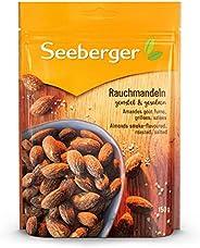 Seeberger 烤烟熏杏仁,盐渍,12件装(12 x 150g Beutel)