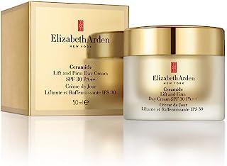 Elizabeth Arden 伊丽莎白雅顿 神经酰胺金致系列日霜 SPF30,1罐装(1 x 50ml)