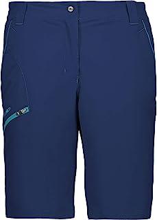 C.P.M. 女士短裤尼龙弹力 Con Protezione Dai Raggi Solari 泳裤