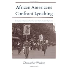African Americans Confront Lynching: Strategies of Resistance from the Civil War to the Civil Rights Era (The African American History Series) (English Edition)