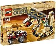 LEGO Pharaoh's Quest Cursed Cobra 雕像