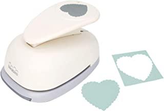 Bira 7.62 cm 扇形心形杠杆动作手工艺拳击,情人节打击,适用于纸质工艺剪贴簿卡片艺术 DIY 项目