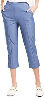 BCBGMAXAZRIA 女式九分针织裤