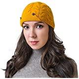 edem A 级羊绒女式帽子