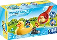 Playmobil 摩比世界 1.2.3 鸭子之家 70271,适用于18月以上幼儿