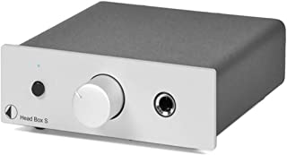 Pro-Ject Head Box S 头戴式耳机扩音器(银色)