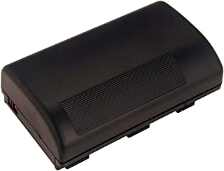 2-Power VBH0984A 9.6 V 便携式摄像机电池 - 黑色
