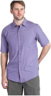 ExOfficio 男式 Corsico 短袖衬衫