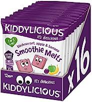 Kiddylicious力可滋 Blackcurrant和Apple溶豆 6g (16包)