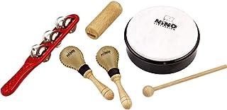 Nino Percussion NINOSET1 节节奏套装,6件