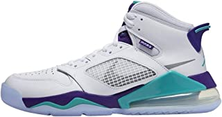 Jordan Mars 270 男式篮球鞋,尺寸:10.5 白色反光银色(10.5 码)