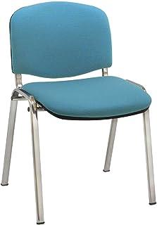Stuhl Express 椅子,钢,绿松石色,55 x 53 x 79厘米