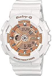 Casio 卡西欧 Baby-G 运动防水女士手表 BA-110