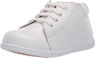 Smart Step Unisex Lace-Up Walking Shoe, White, 3M