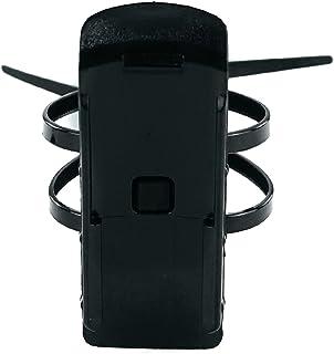 TORMEN GPS 自行车支架,ABS 材料,兼容 Etrex 20 / Etrex 30 / GPSMAP 62s / GPSMAP 62sc / Rino 650 / Dakota 550 / ETrex 10 / Dakota 450...