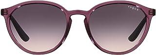 Vogue Eyewear 女式 Vo5374s 圆形太阳镜