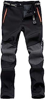 Mochoose 女式山地户外防风防水滑雪雪羊毛裤徒步裤