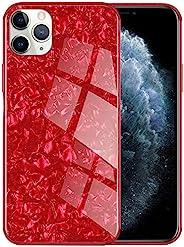 Qcasenice 11max 手机壳兼容苹果 iPhone 11 Pro max 2019 i 手机保护套 iPhone 11 Apple1 IP iPh 11pro l手机壳可爱少女超薄豪华 Funda Coque