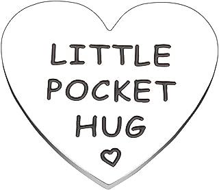 Little Pocket Hug Token for Friends 儿童家庭隔离社交距离礼物 锁定过程中