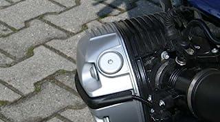 Hornig 基础油插件银色,适用于宝马 R1200 系列摩托车(不是 R1200C) HOR-0015