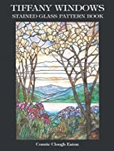 Tiffany Windows Stained Glass Pattern Book (Dover Stained Glass Instruction) (English Edition)