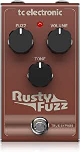 tc electronic シリコンファズ RUSTY FUZZ