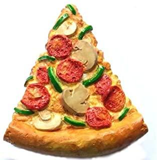 Fast Food Spicy Pizza 高品质树脂 3D 冰箱贴