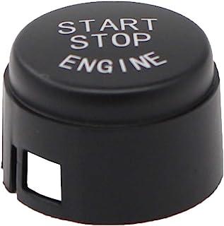 MOTOKU 汽车发动机启动停止按钮开关盖适用于宝马 5 6 7 系列 F01 F02 F10 F11 F12 F13 2009 2010 2011 2012 2013