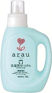 Arau 亲皙 婴儿植物性洗衣液 天竺葵精油配方 1200ml