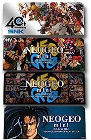 NEOGEO 迷你官方控制台字符贴纸(电子游戏)
