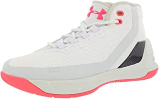 Under Armour Kids GS Curry 3 Basketball Shoe 海外直邮 【亚马逊海外卖家】