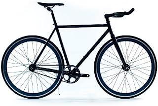 State Bicycle 固定齿轮自行车,59 厘米,哑光黑色