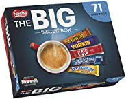 Nestlé The Big Biscuit Box 71 Chocolate Biscuit Bars