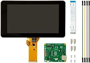 Raspberry Pi 官方 7 英寸触摸屏显示器2205755 Touchscreen