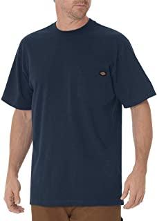 Dickies 男式重量级圆领短袖 T 恤 大加高 * 纯棉