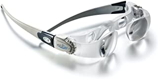 ESCHENBACH 工作用放大镜 MaxDetail 头戴式免提 2倍放大 1624-51