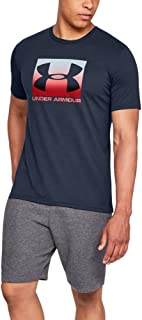 Under Armour 安德玛 男士UA BOXED SPORTSTYLE 时尚透气舒适的修身运动T恤